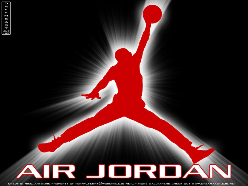 Air Jordan Logo Phone Wallpaper By Rockafella 800x600