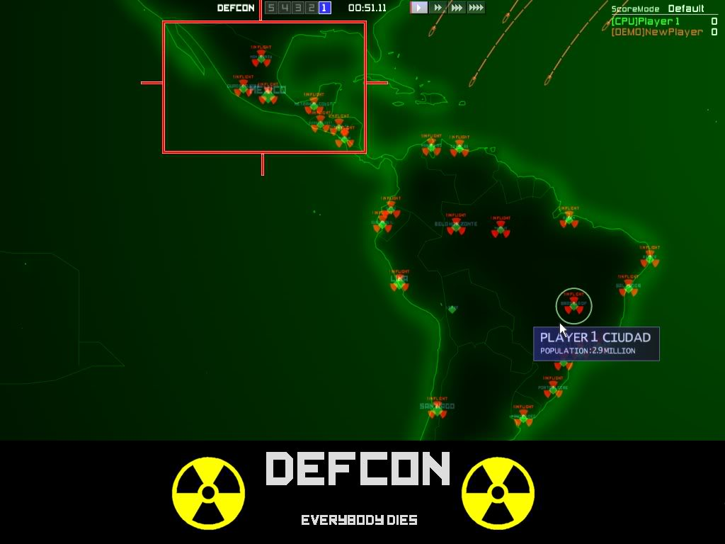DEFCON Wallpaper DEFCON Desktop Background 1024x768