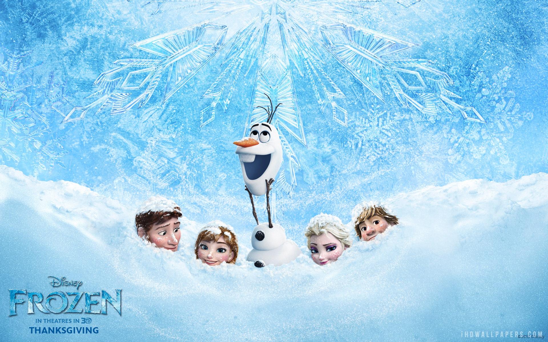 Disney Frozen HD Wallpaper   iHD Wallpapers 1920x1200