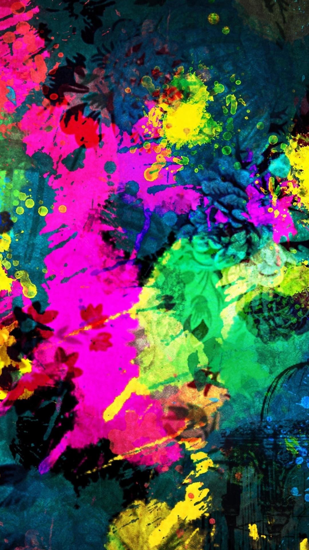Colorsplash HD desktop wallpaper : Widescreen : High Definition