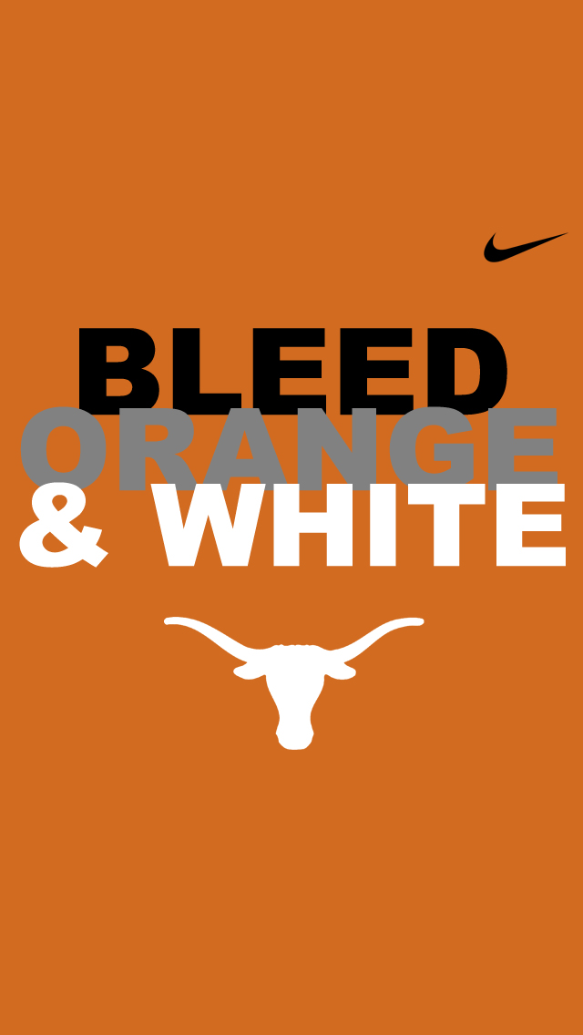 Texas Longhorns iPhone 5 Wallpaper 640x1136 640x1136