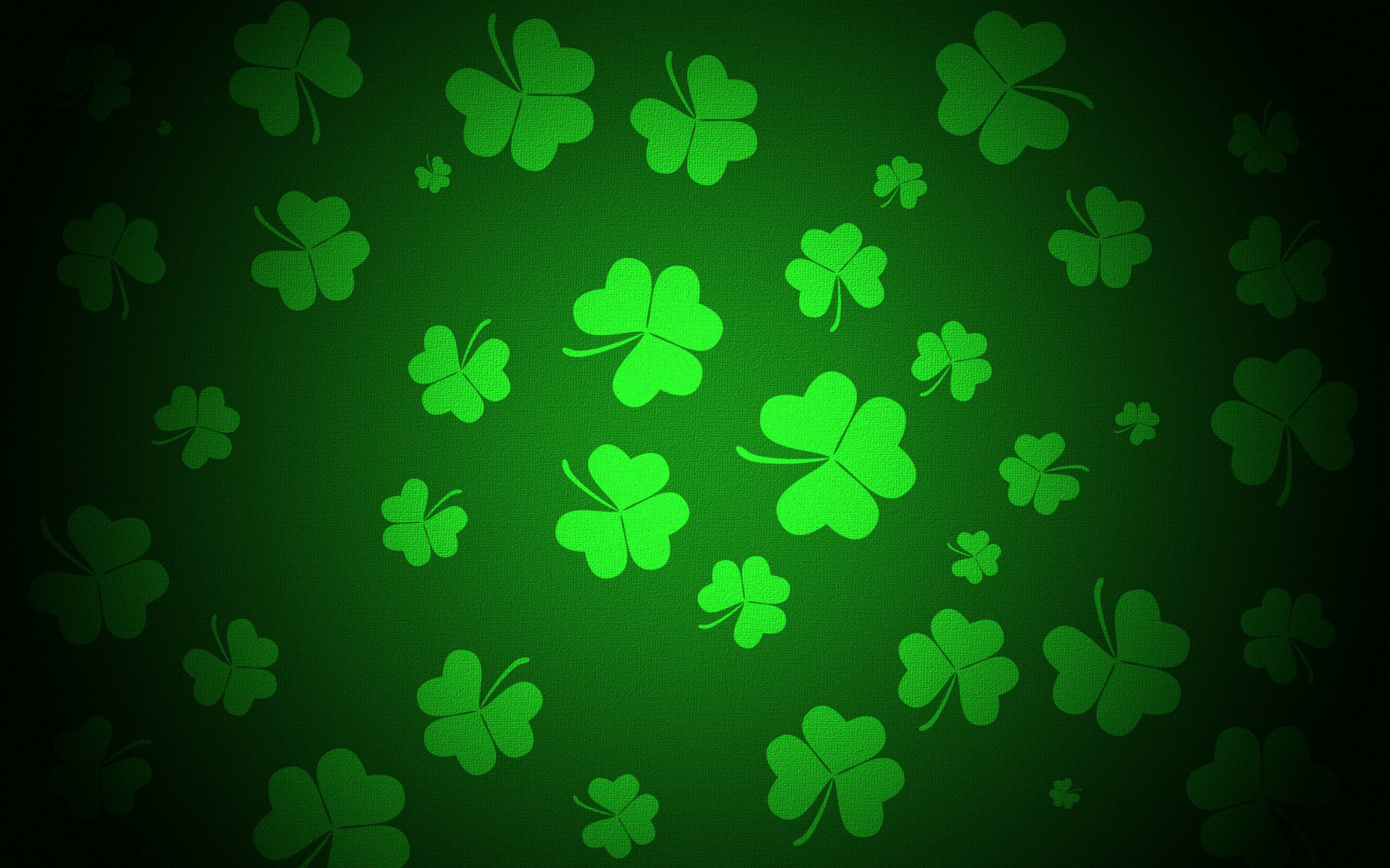 Four Leaf Clover Wallpapers 2880x1800