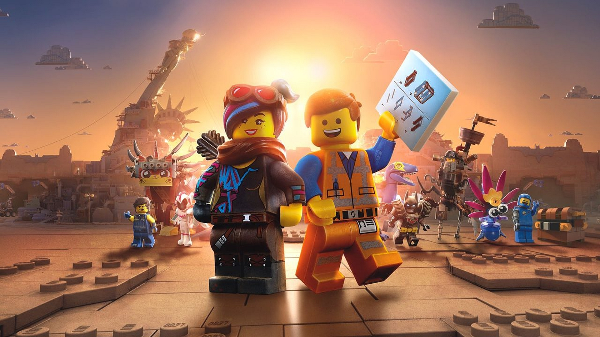 The Lego Movie 2 Videogame Preview   Everything is Awesome 1920x1080