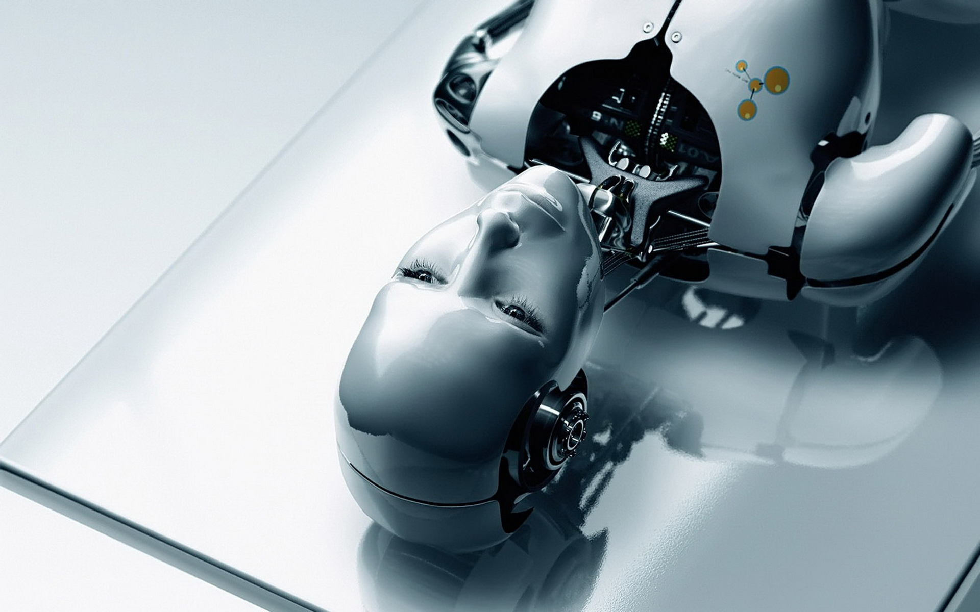 Android Robot HD Wallpapers - WallpaperSafari