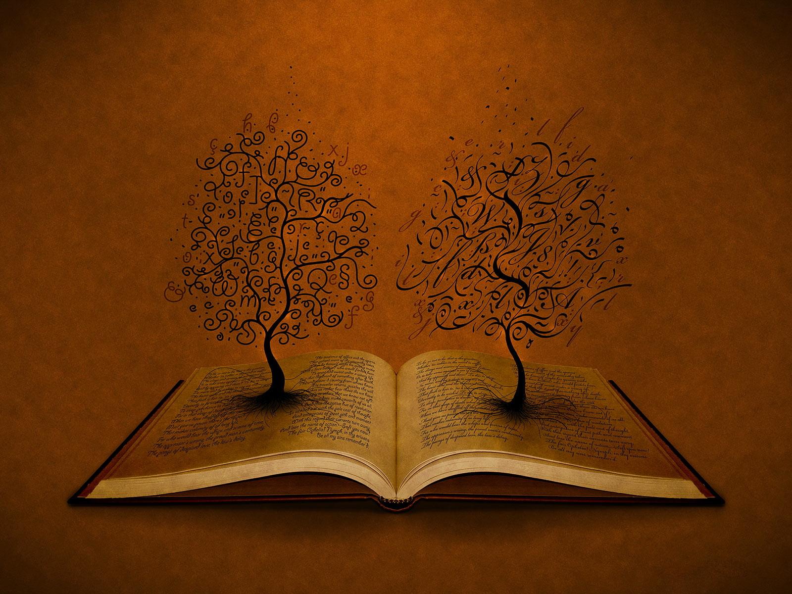 books desktop wallpaper - wallpapersafari
