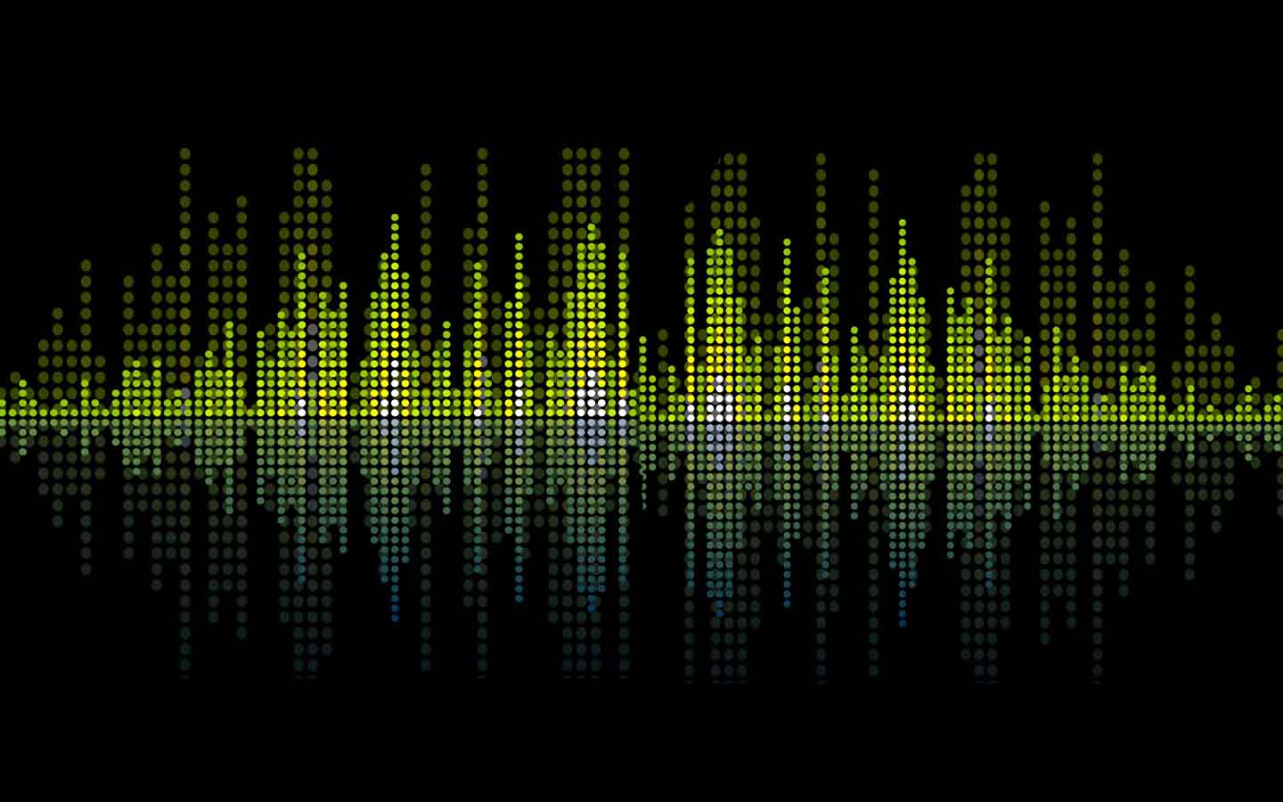 Sound Waves Twitter Backgrounds Sound Waves Twitter Themes 1440x900