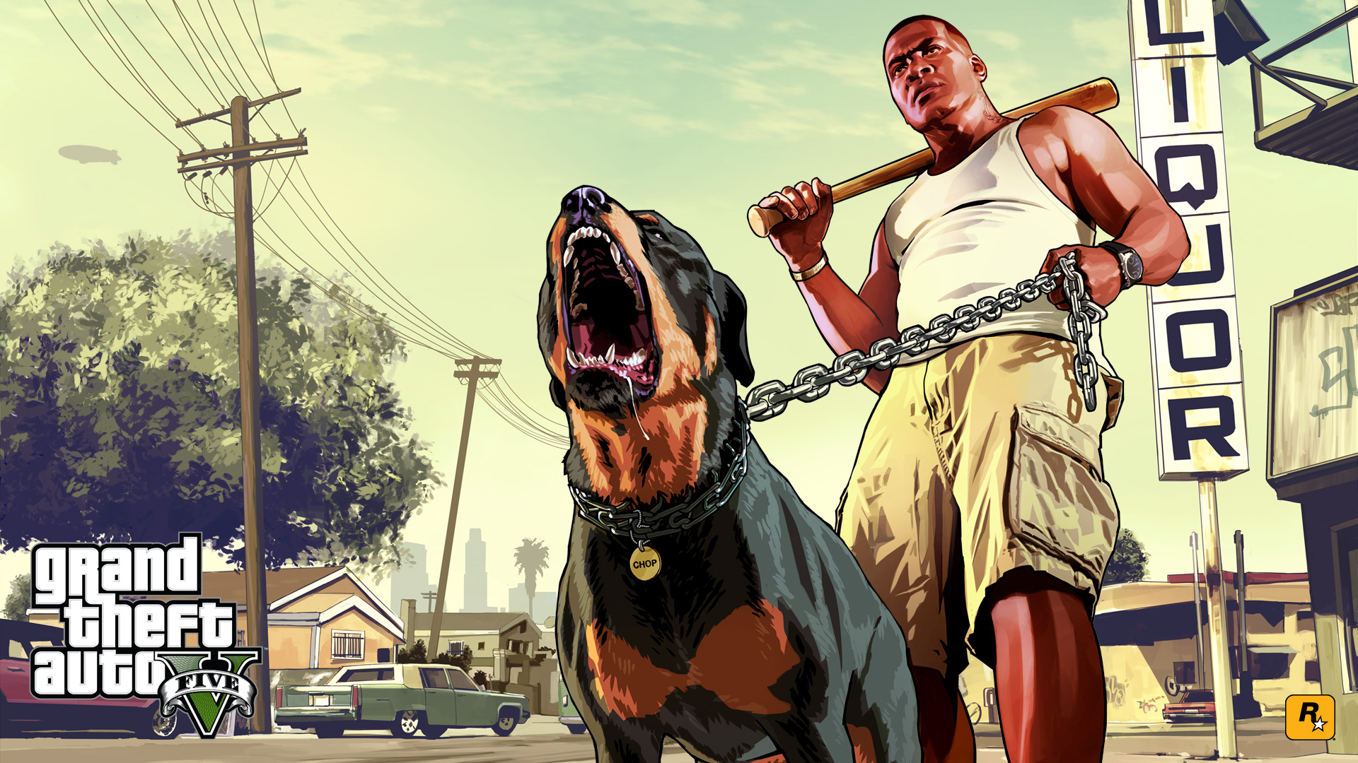 GTA 5 Wallpapers in HD Page 6 1920x1080