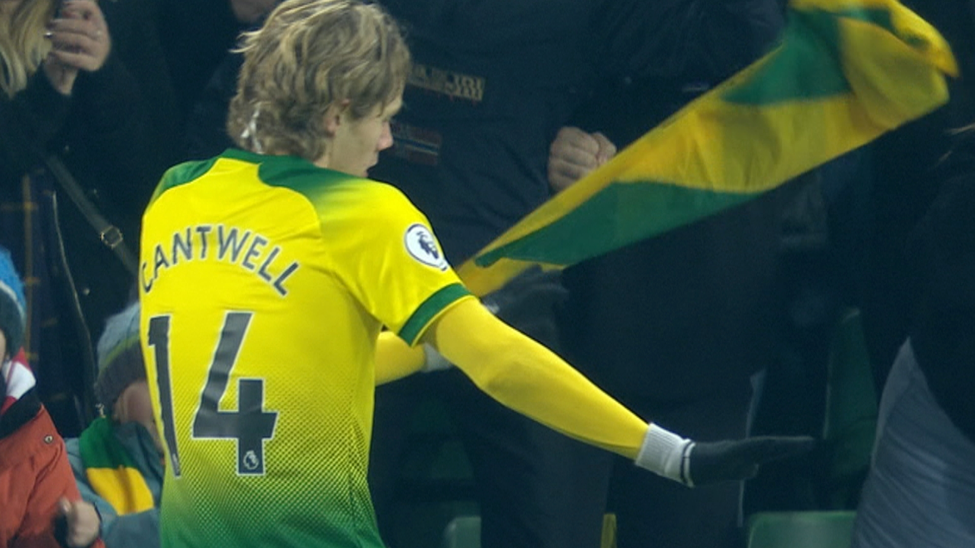 Todd Cantwell slots Norwich City ahead v Crystal Palace NBC Sports 1920x1080