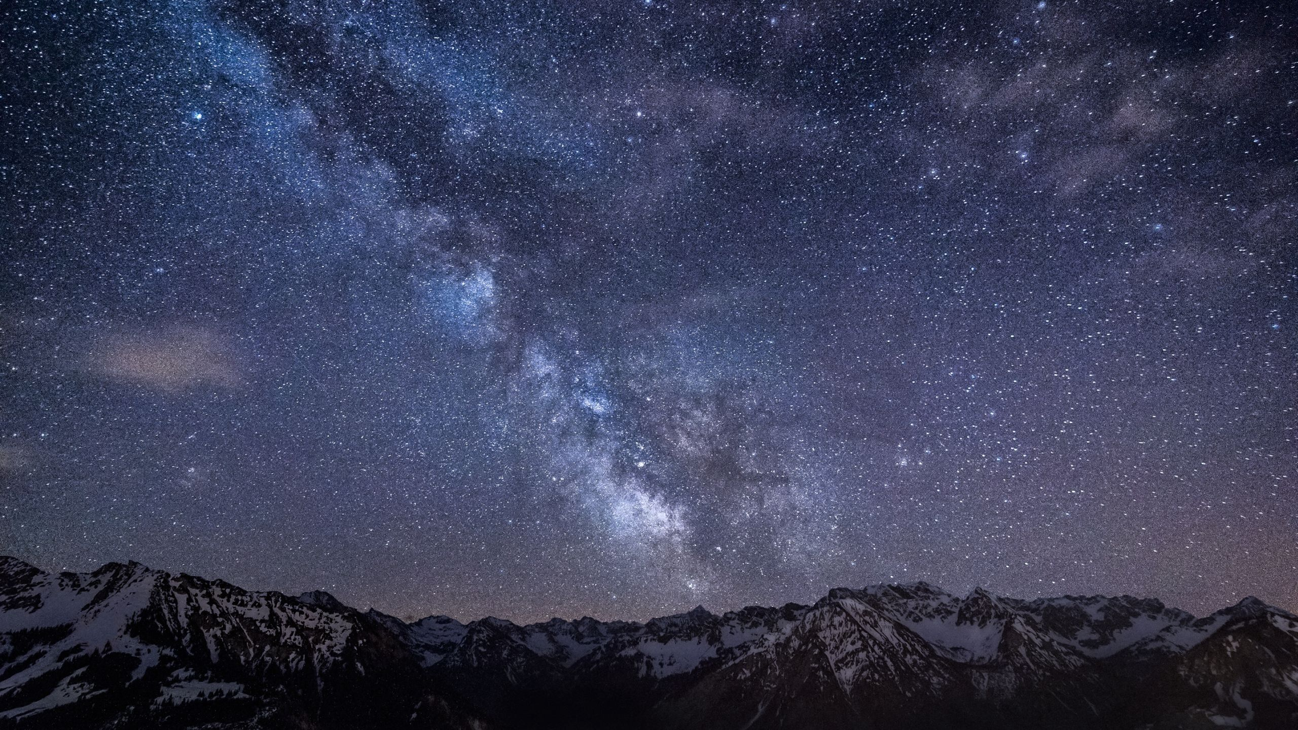 Mountain Night Sky Wallpapers   Top Mountain Night Sky