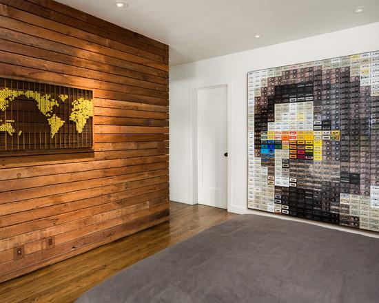 Contemporary Wall Art Home Design Photos Decor Ideas 550x440
