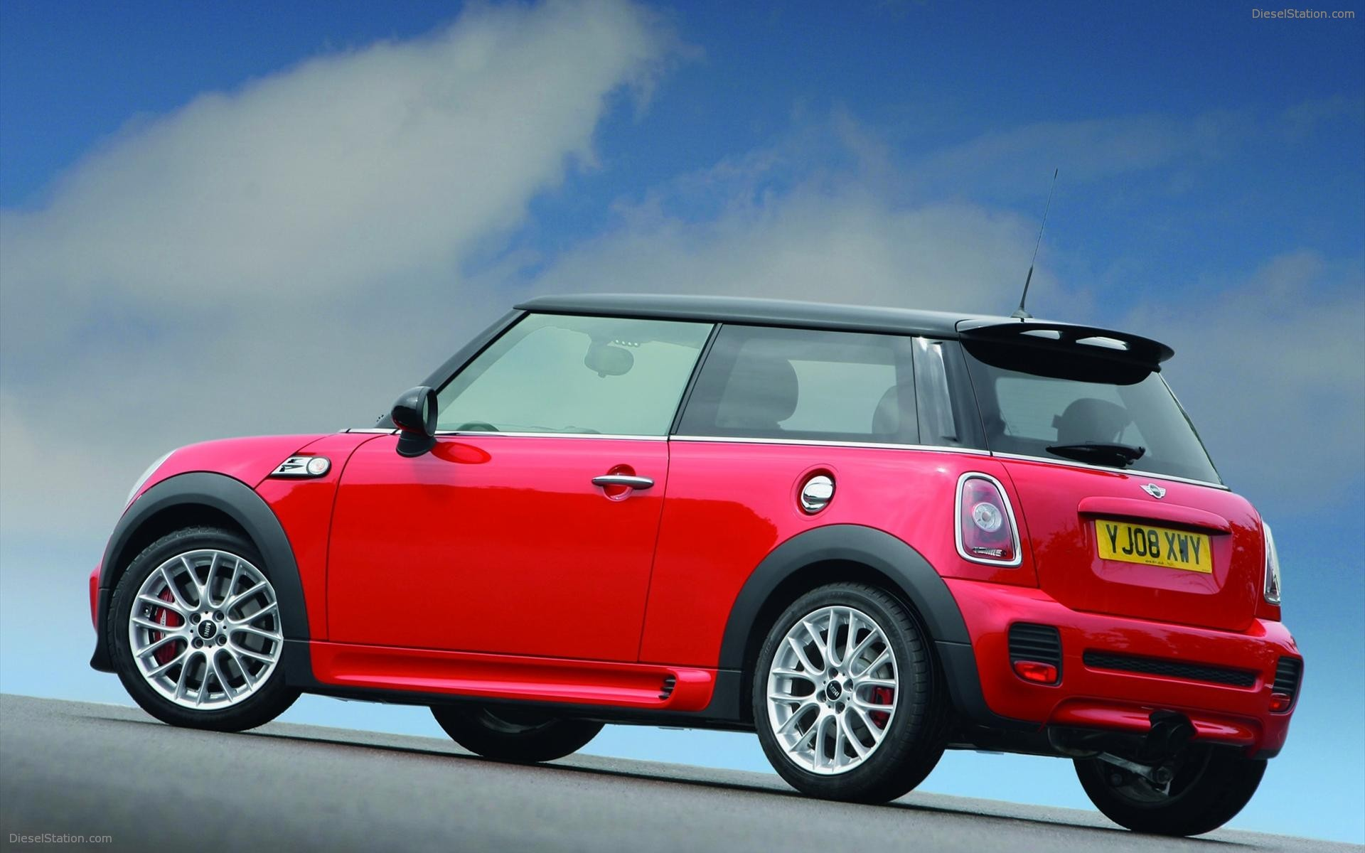 Home MINI Mini John Cooper Works Hard Top 1920x1200