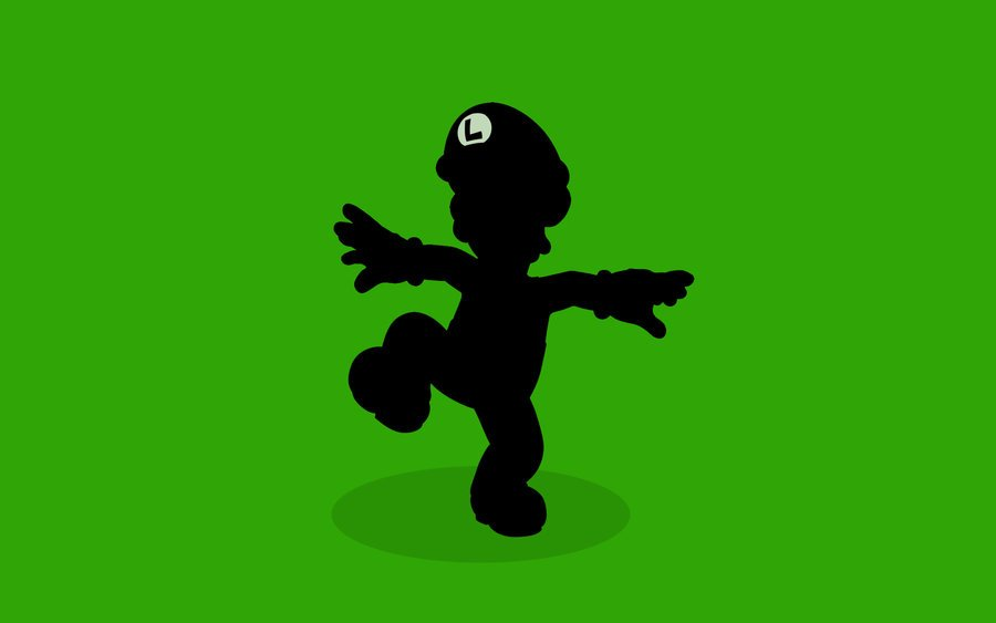 luigi s mansion iphone wallpaper
