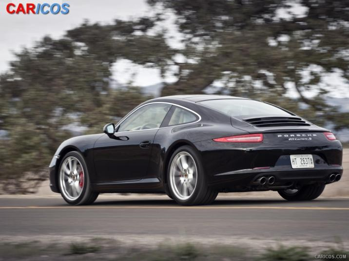 2012 Porsche 911 Carrera S   Rear Wallpaper 40 1600x1200 716x537