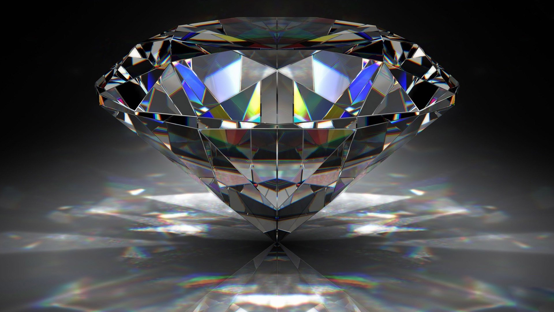 3D diamond full HD wide wallpapers HD Wallpapers Rocks 1920x1080