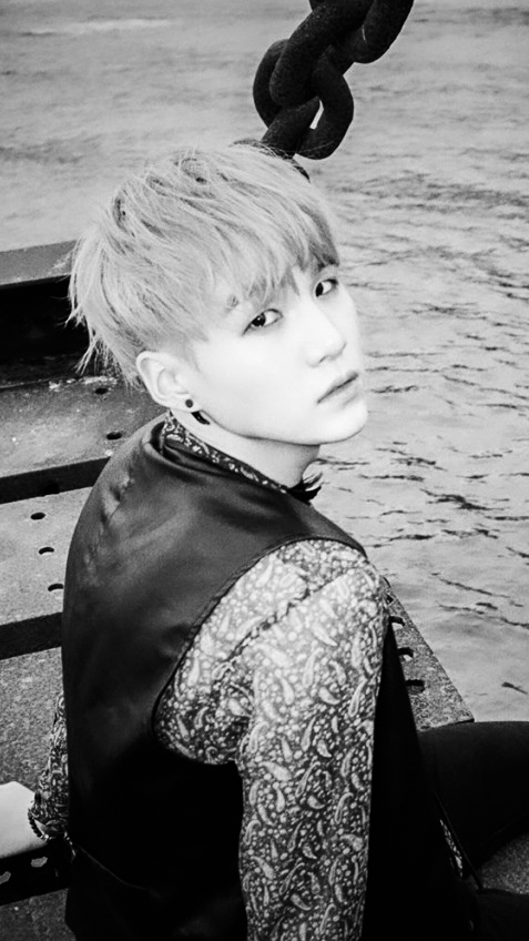 BTS Suga I Need You era wallpapers requested by Hiatus 477x848