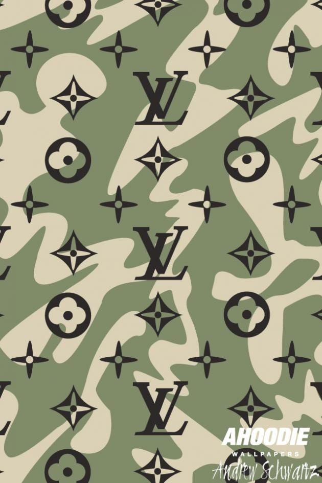 Louis Vuitton Wallpaper For Walls Ahoy Comics