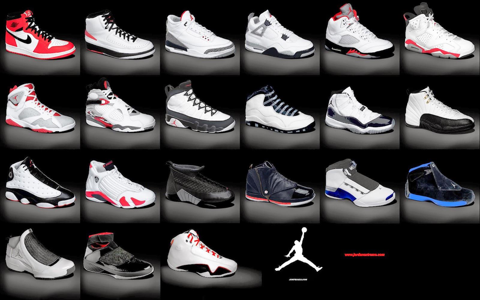 Who Makes Air Jordan Tennis Shoes