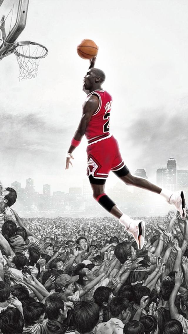 Michael Jordan 640x1136