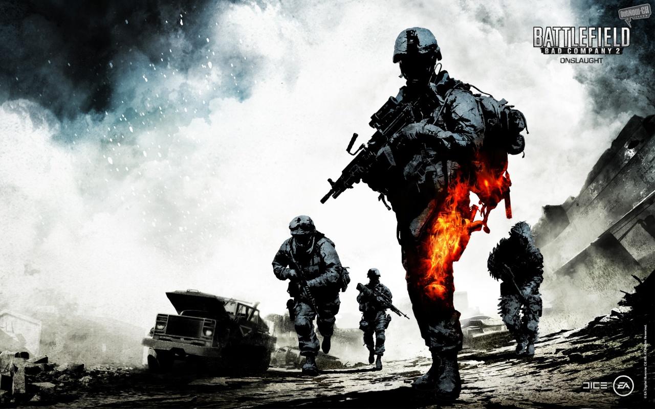 Battlefield 3 Bad Company 2 Vietnam Wallpapers   Taringa 1280x800