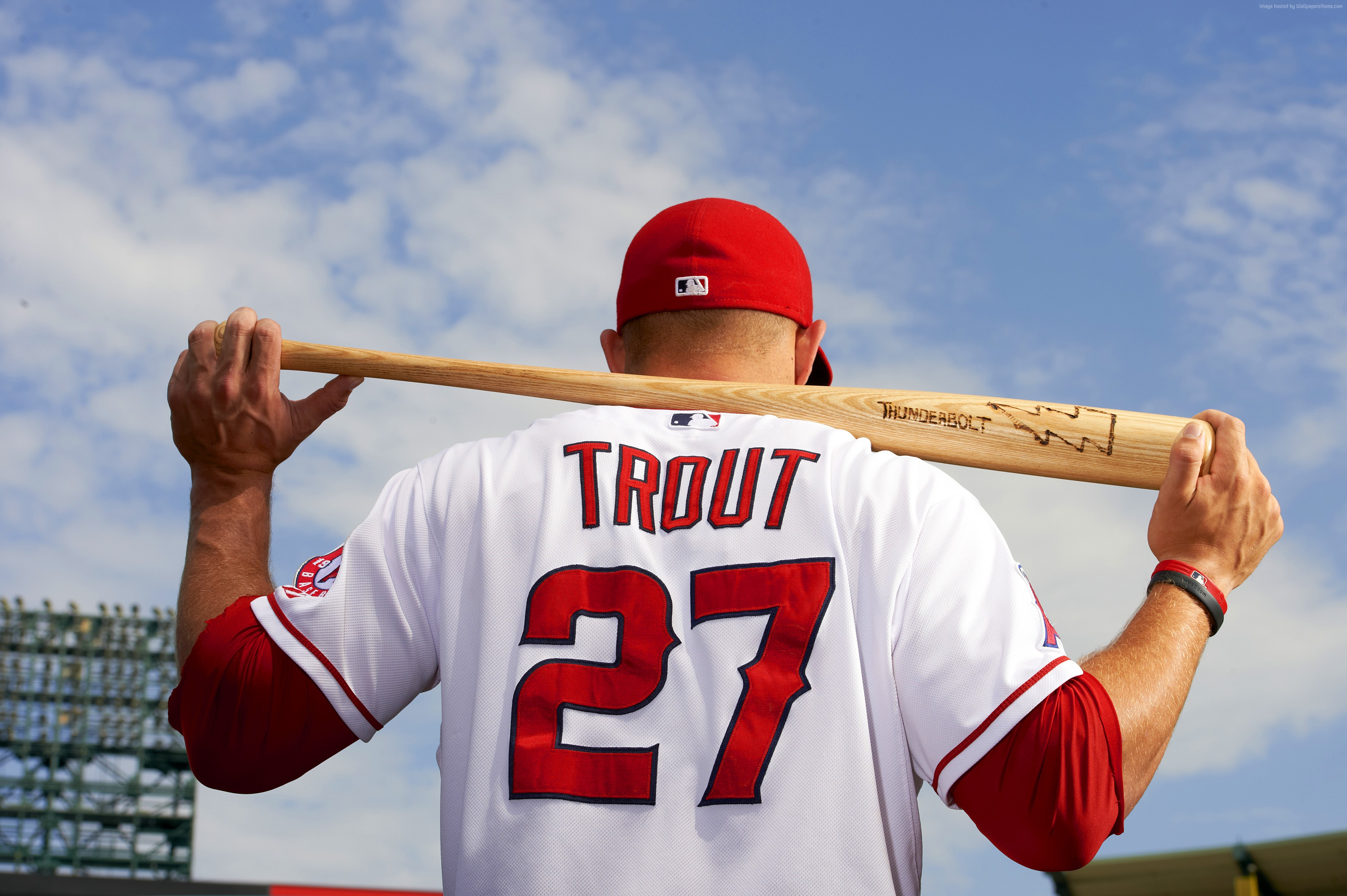 Sport Wallpaper Iphone 6: Mike Trout Wallpaper IPhone
