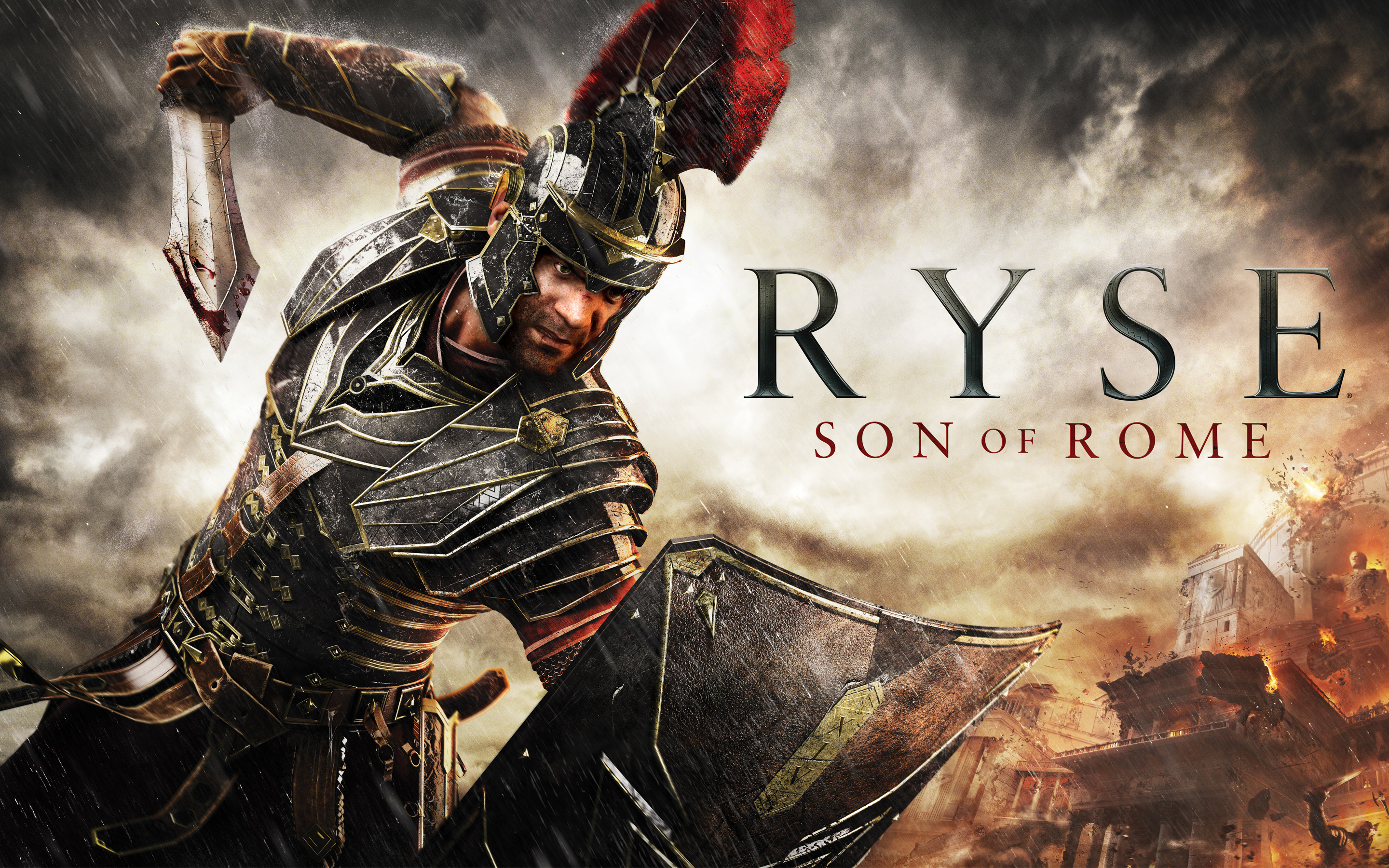 Ryse Son of Rome Game Wallpapers HD Wallpapers 2880x1800