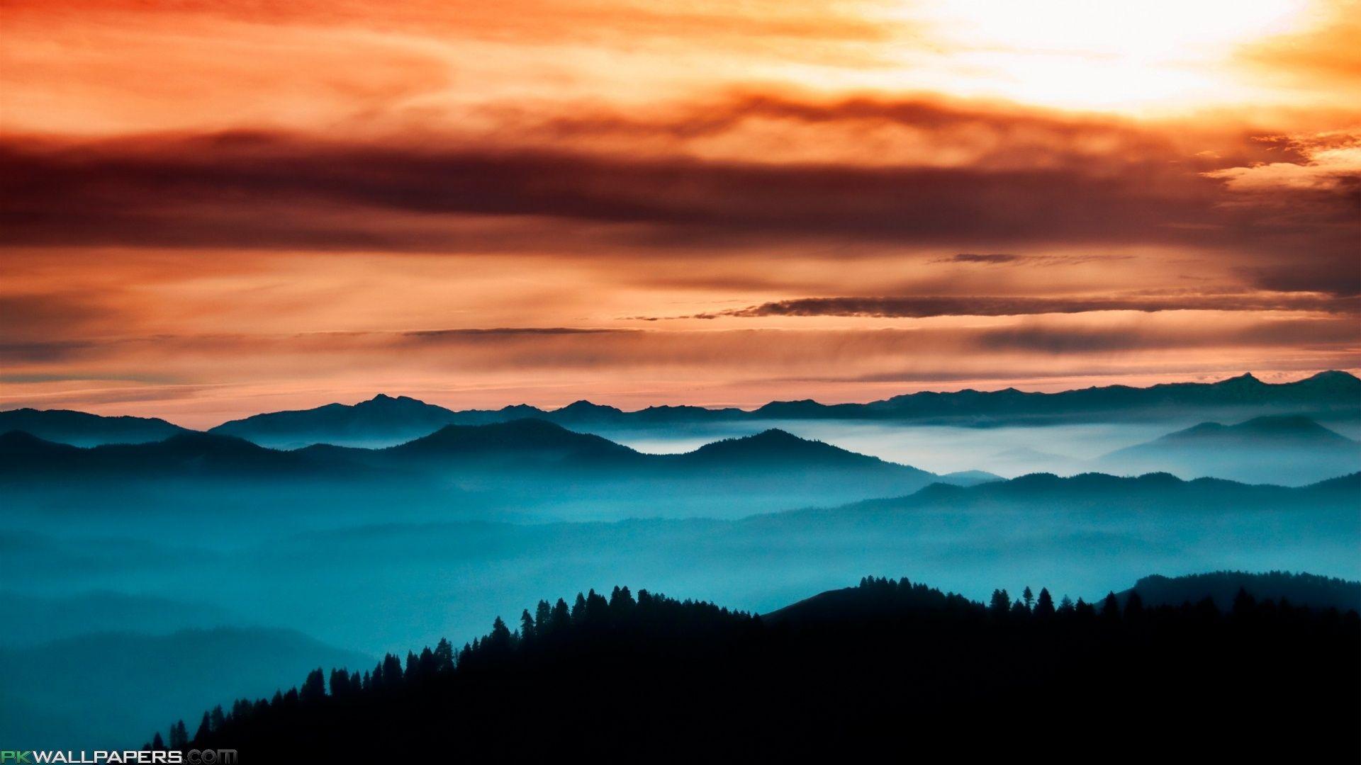 Pacific Northwest Desktop Wallpaper
