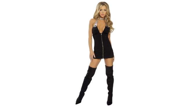 legs women dress models people high heels zippers white background 600x375
