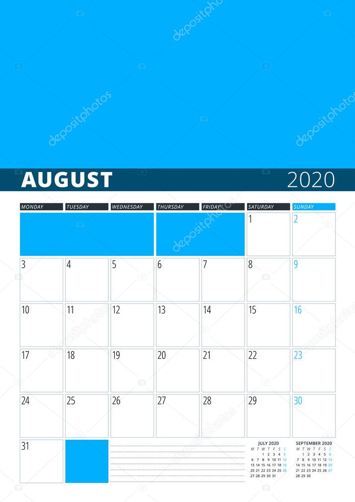 Floral August 2020 Calendar Wallpaper   Printable Calendar 2019 724x1024