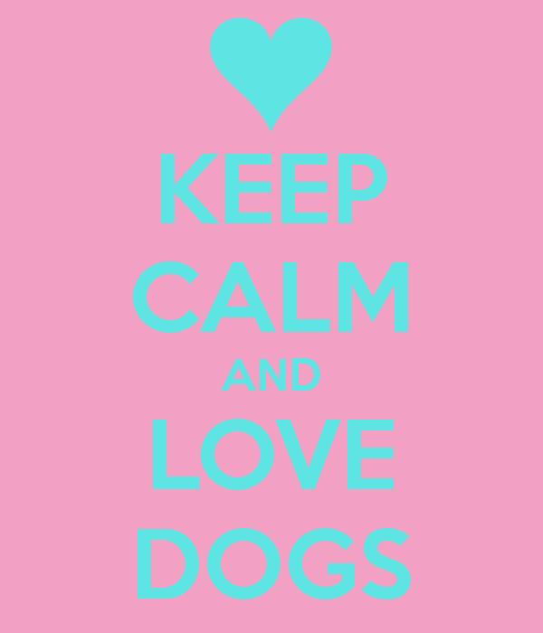 I Love Dogs Wallpaper - WallpaperSafari