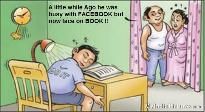 hard for students to face a book Agreed funny wallpaper for facebook 655x358