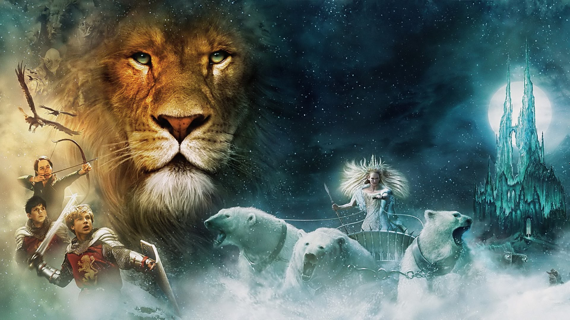 Aslan Narnia Wallpaper Background Photos Apple Tablet Amazing 1920x1080