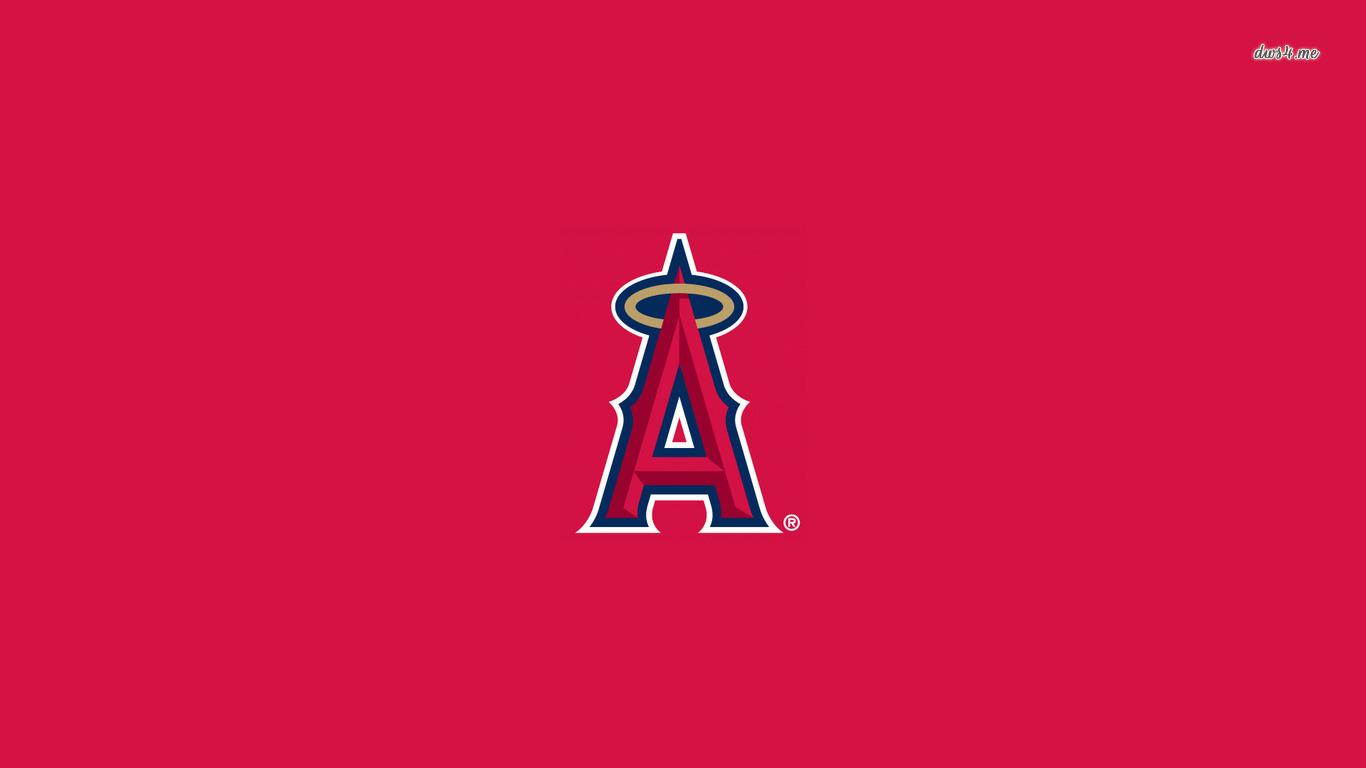 Sports Baseball MLB Los Angeles Angels of Anaheim Anaheim Angels 1366x768