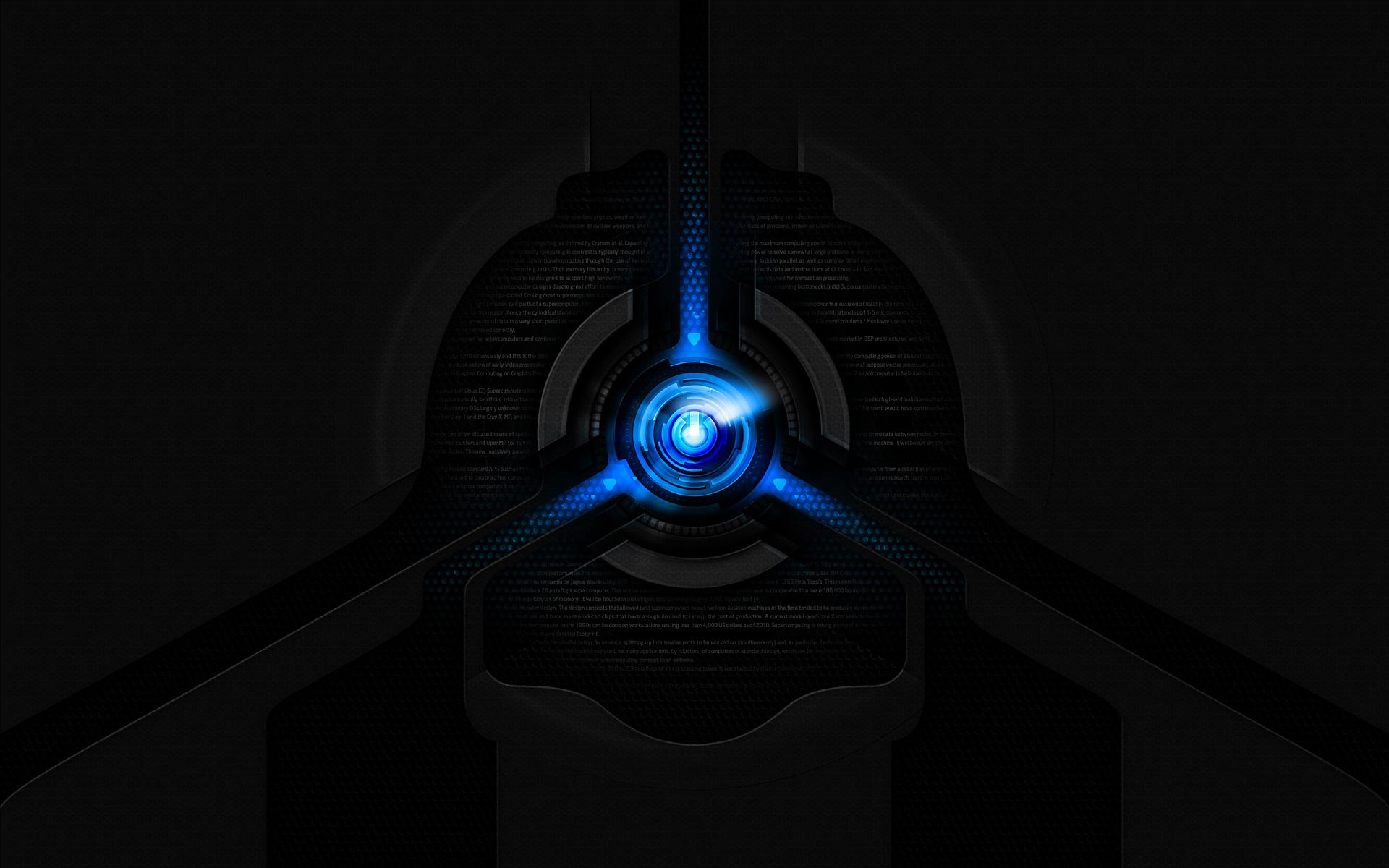 Liquid Blue HD Wallpaper Theme Bin   Customization HD Wallpapers 1920x1200