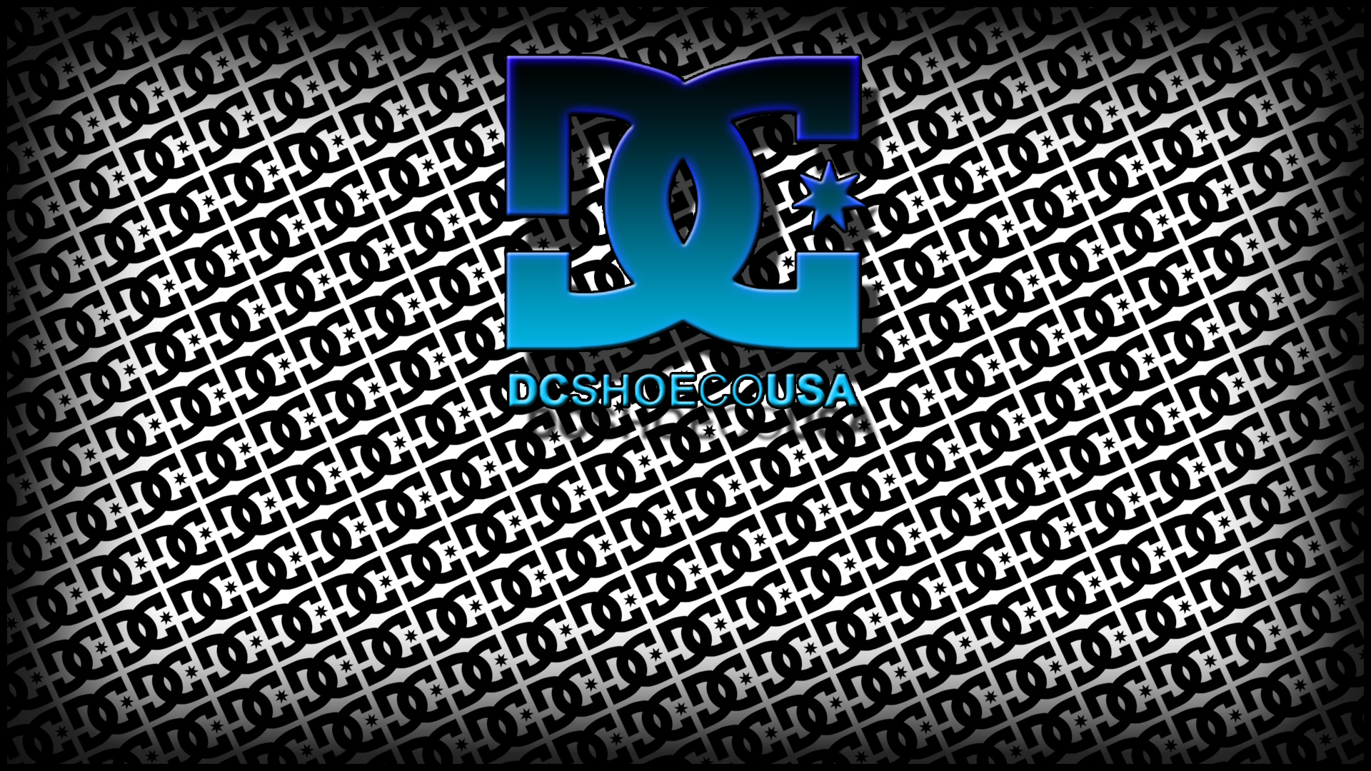 DC Shoes Logo Background Shoes for Girls Women Men and Boys 1920x1080