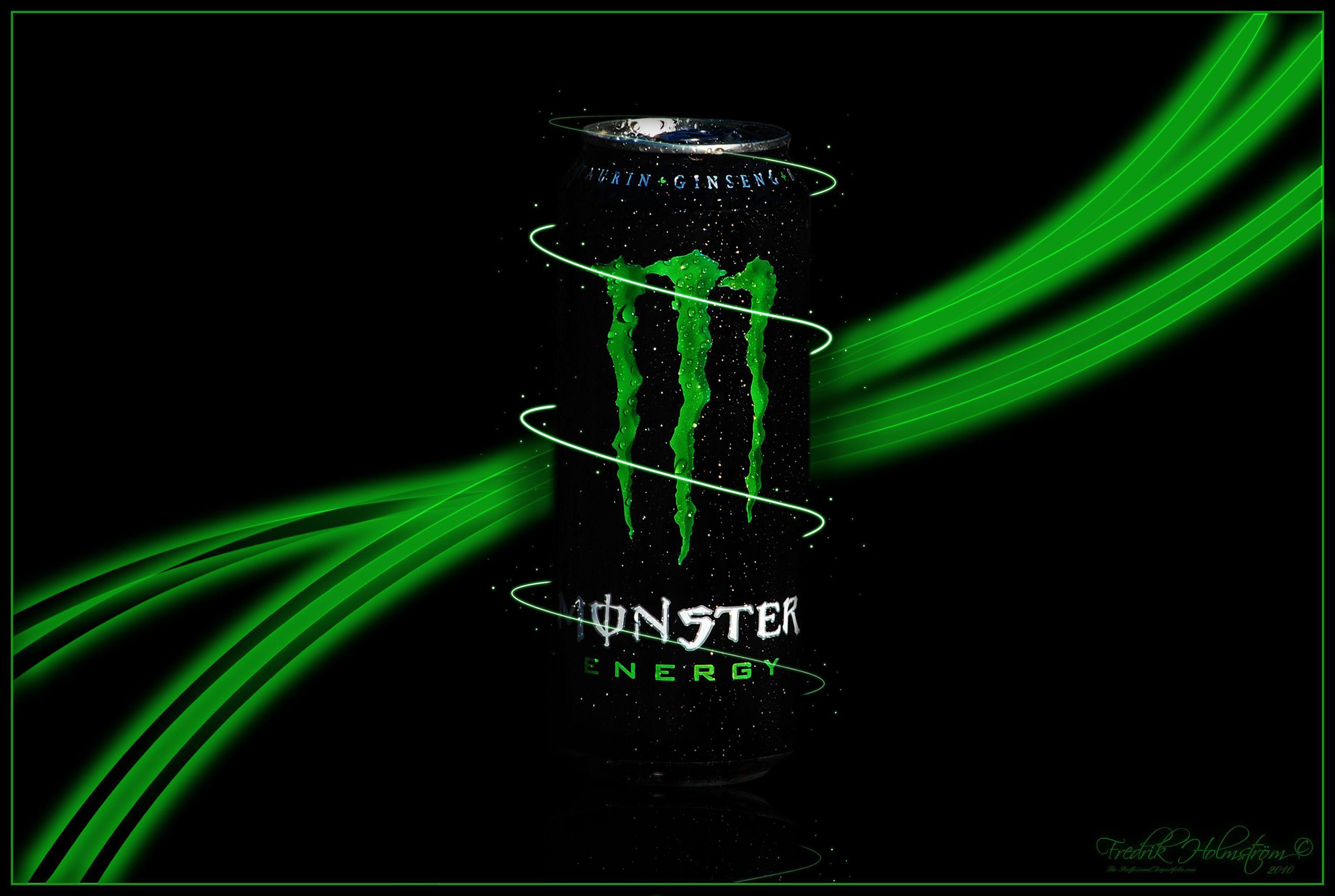 Monster Logo Wallpapers 3068x2060