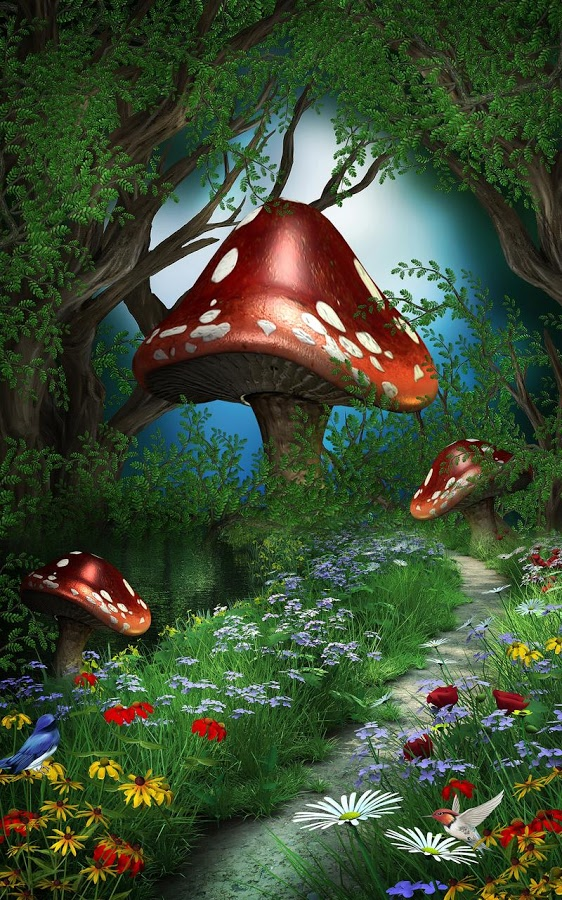 Fairy Tale Live Wallpaper   Android Apps on Google Play 562x900