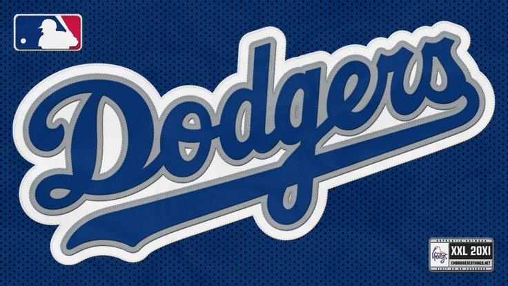 Dodgers Logos Baseball   Dodgers   002 Pinterest 736x414