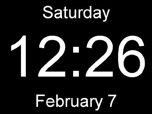 44 Working Clock Wallpaper For Desktop On Wallpapersafari
