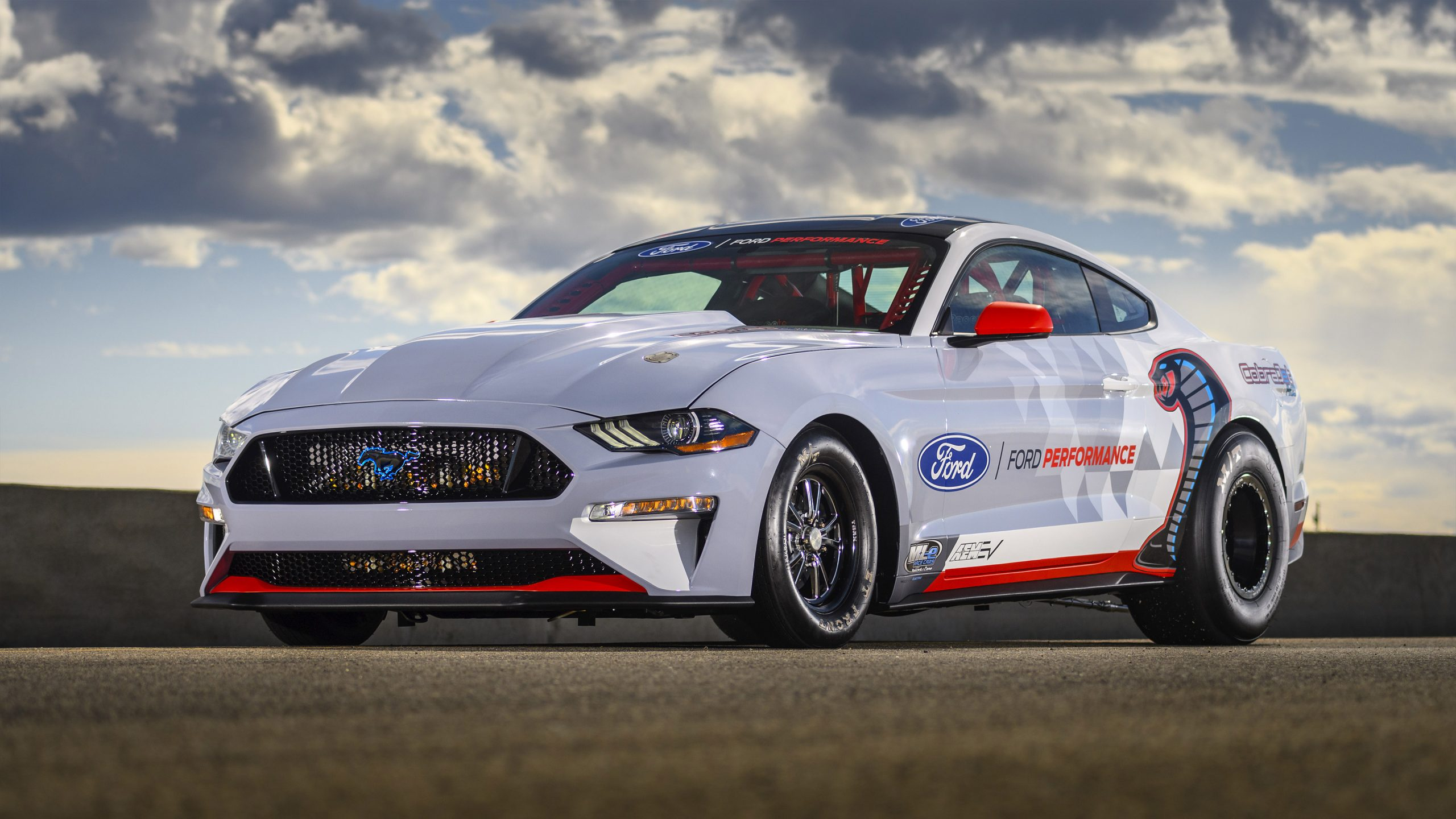 2020 Ford Mustang Cobra Jet 1400 Concept Wallpapers SuperCarsnet 2560x1440