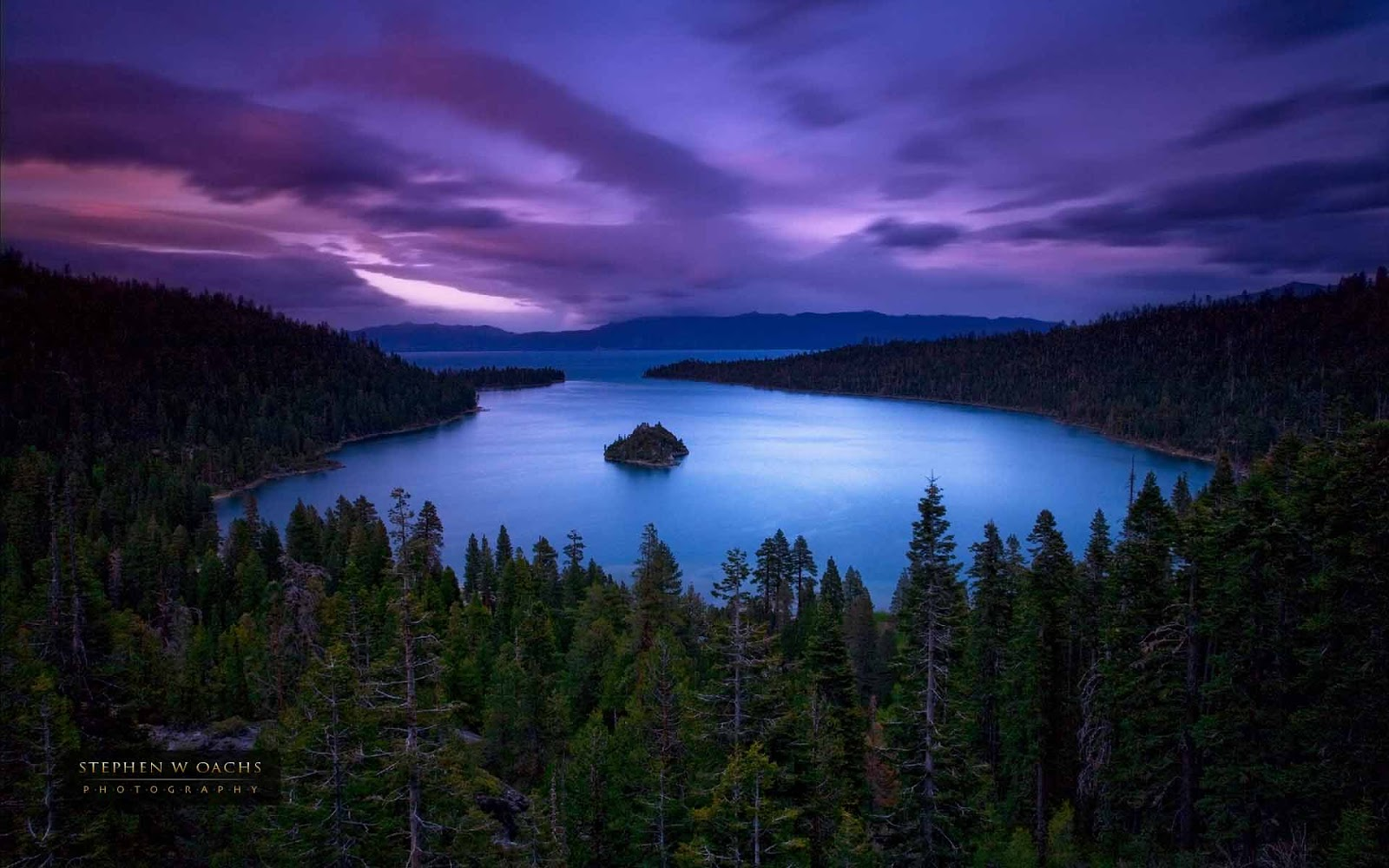 Emerald Bay HD Wallpapers   Wallpapers 1600x1000