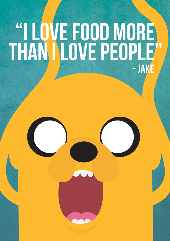 Adventure Time   Jake by beccyboo 412 596x842