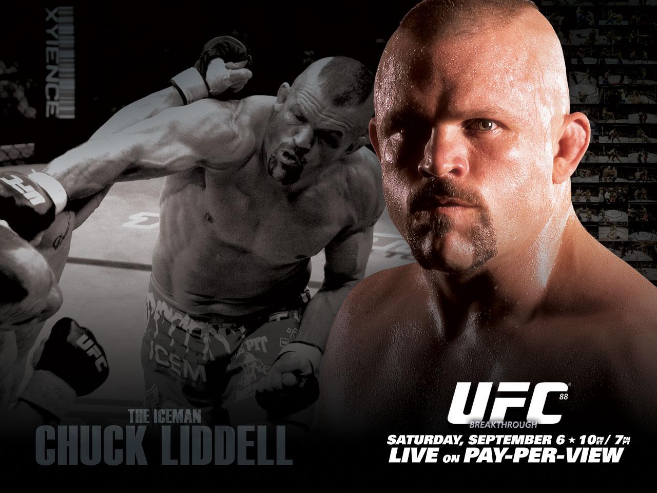 UFC Chuck Wallpaper 1280x960 UFC Chuck Liddel 1280x960