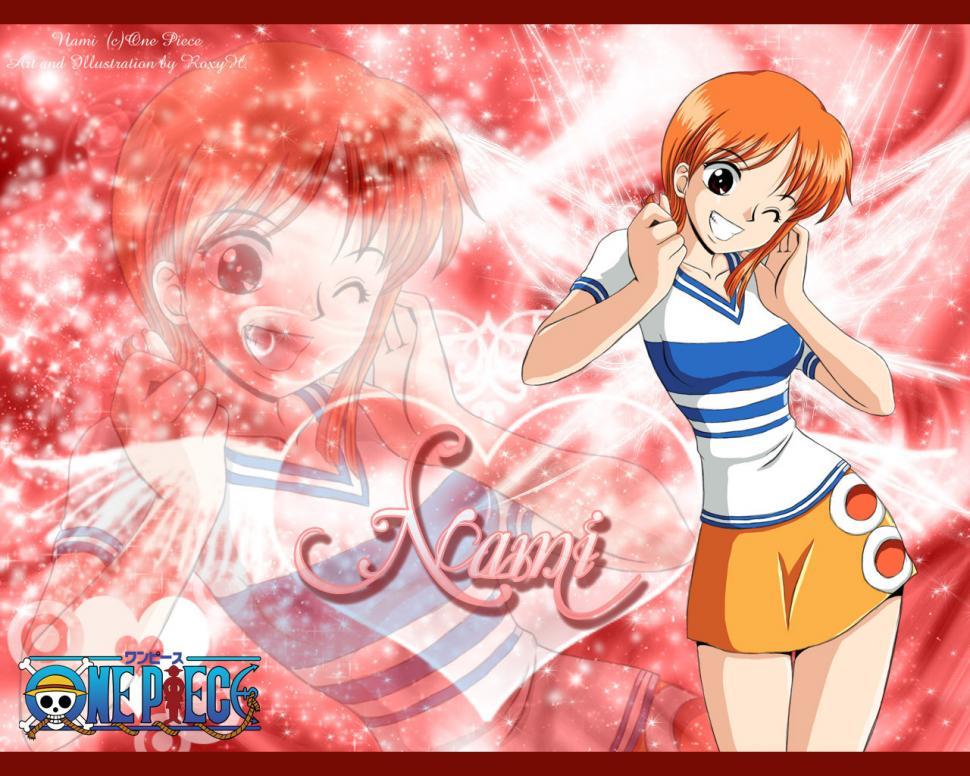 Happy Nami One Piece wallpaper anime Wallpaper Better 970x776