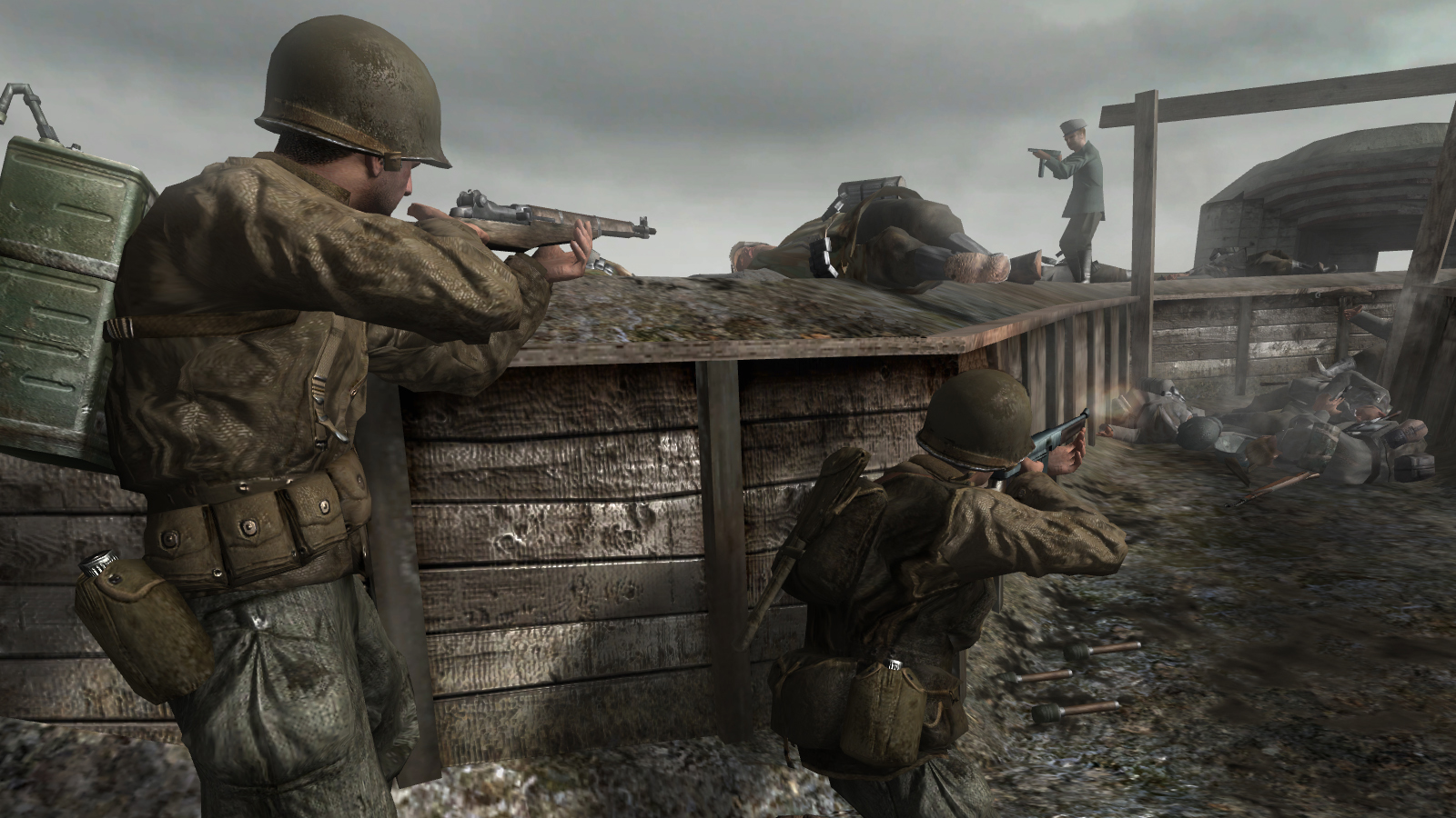 Call of Duty 2 Sees Huge Frame Rate Improvements on Xbox One 1600x900