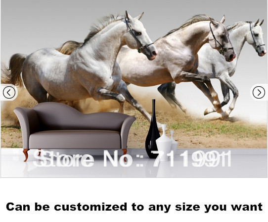 shipping Horse Wall Murals Wallpaper WallpaperChina Mainland 542x448
