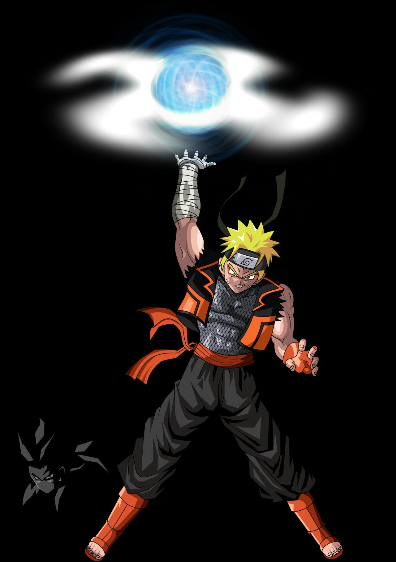 Pin by The Aubinater staion on Supreme wallpaper Naruto uzumaki 1280x1816
