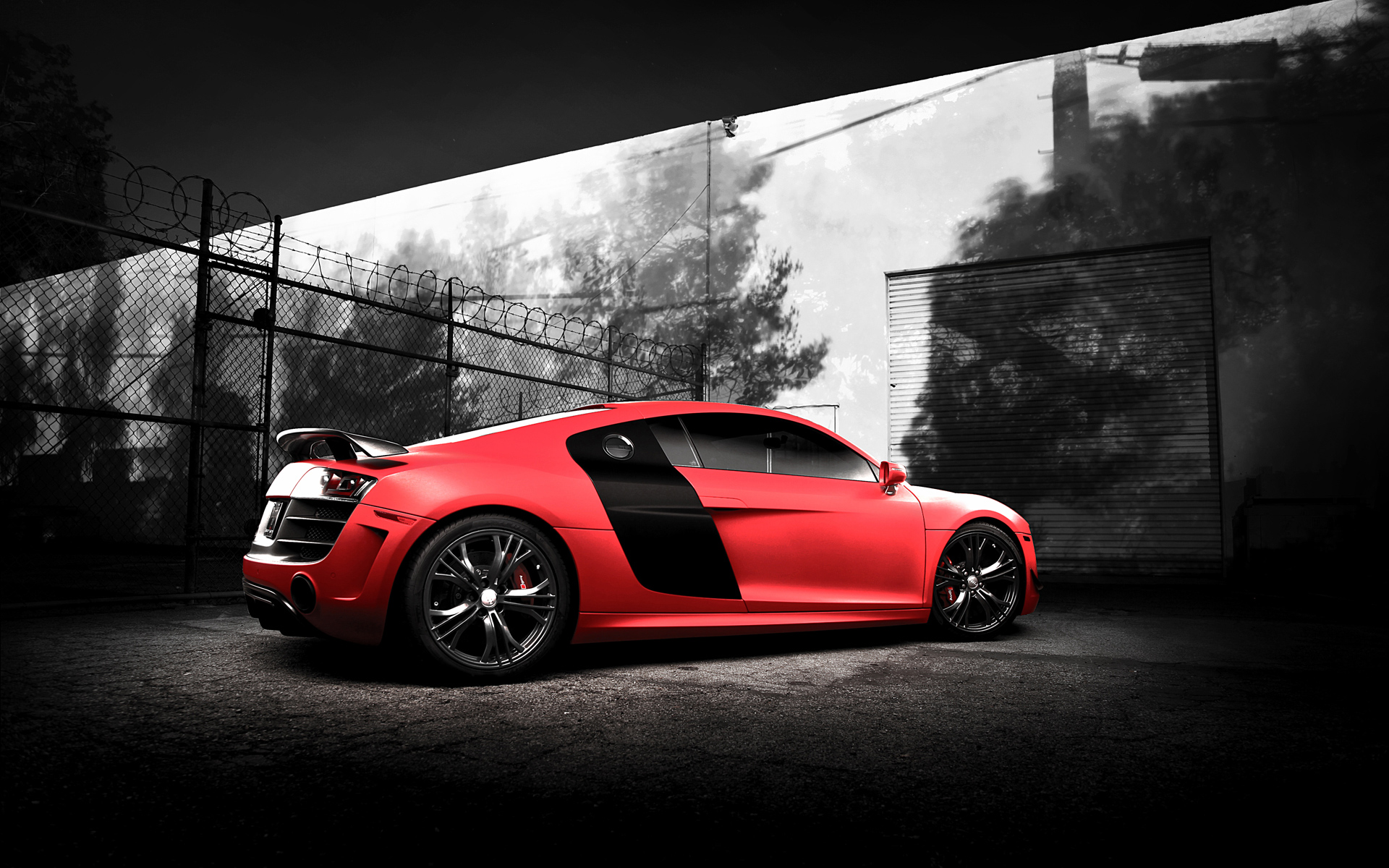 Audi R8 GT 5 Wallpaper HD Car Wallpapers 1920x1200