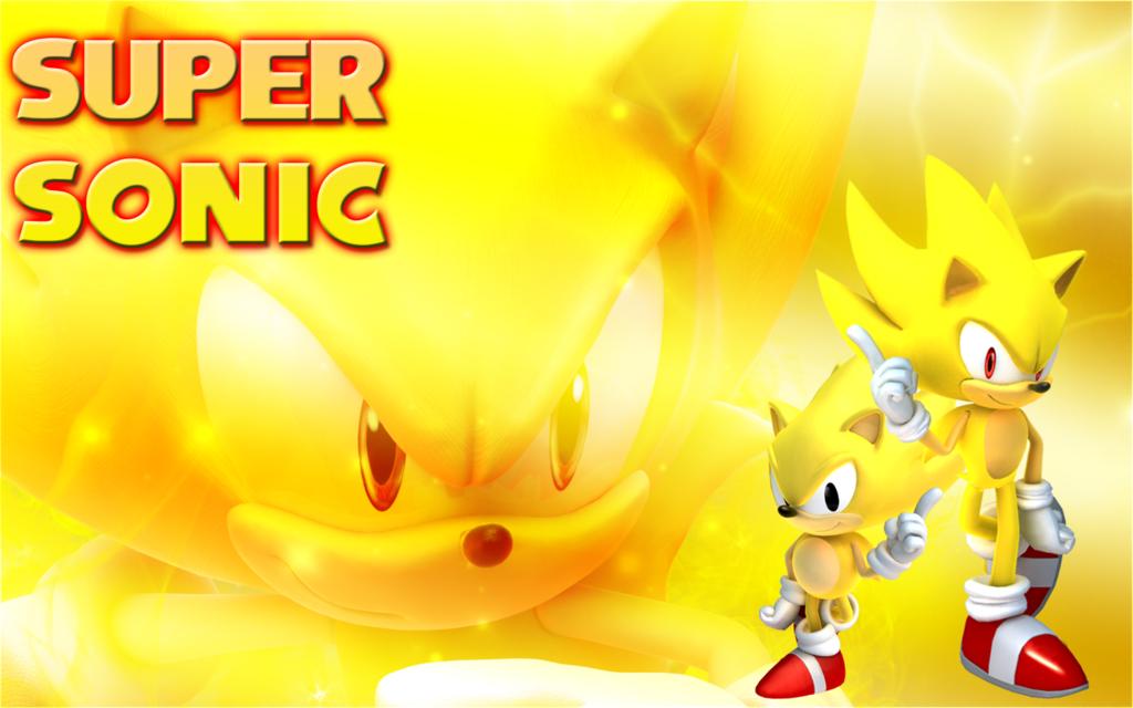 76+] Super Sonic Backgrounds on WallpaperSafari