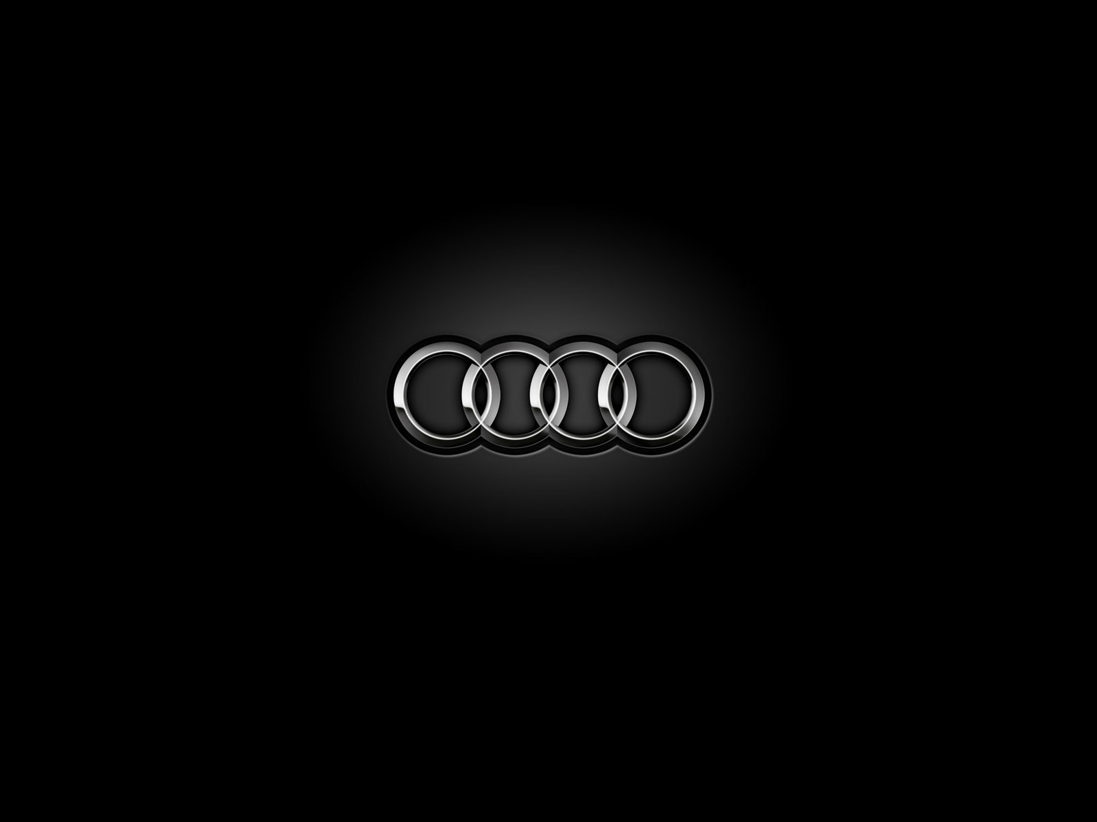 Audi Logo Hd Wallpaper Wallpapersafari