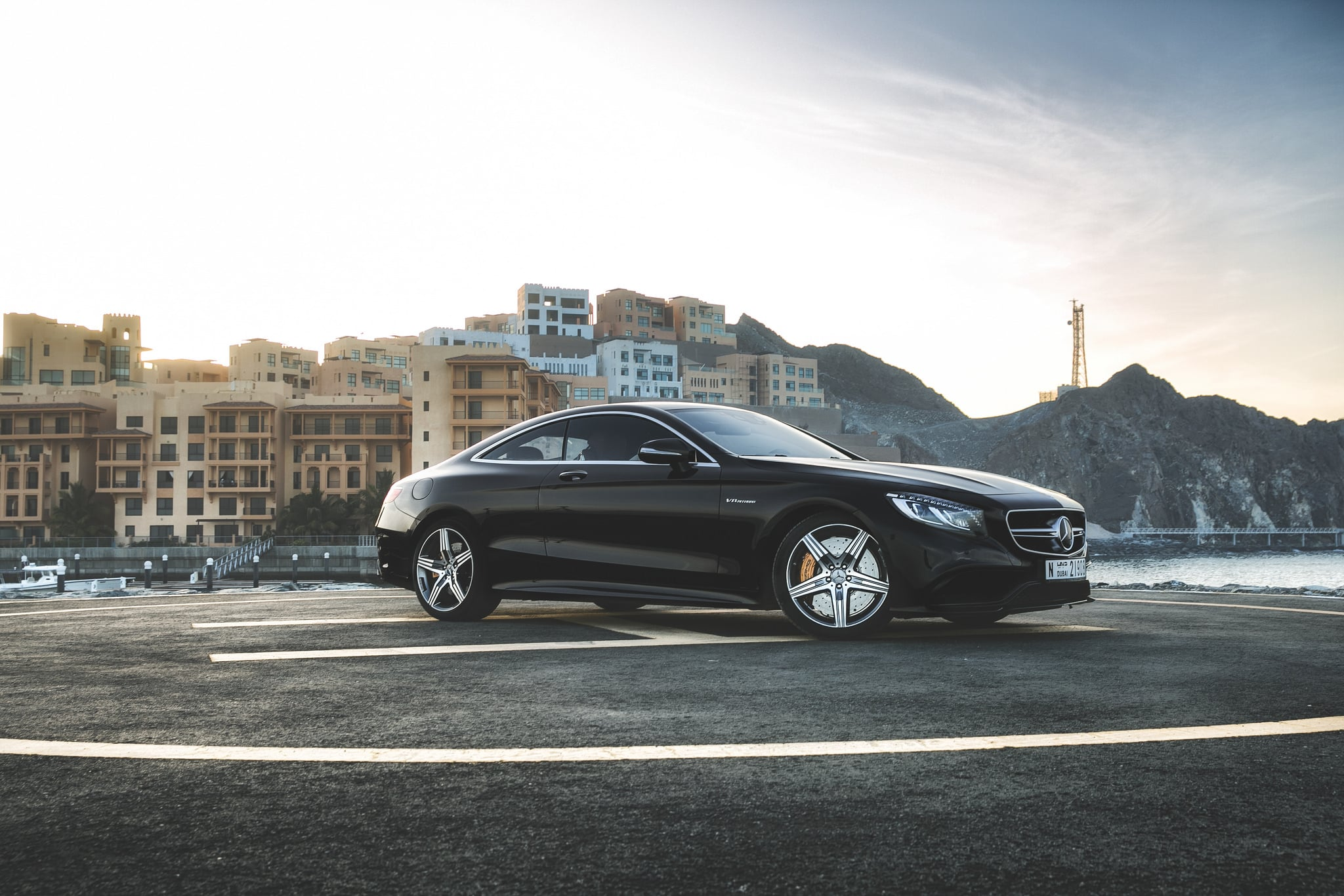 Mercedes Benz AMG S63 Coupe wallpapers HD Download 2048x1366